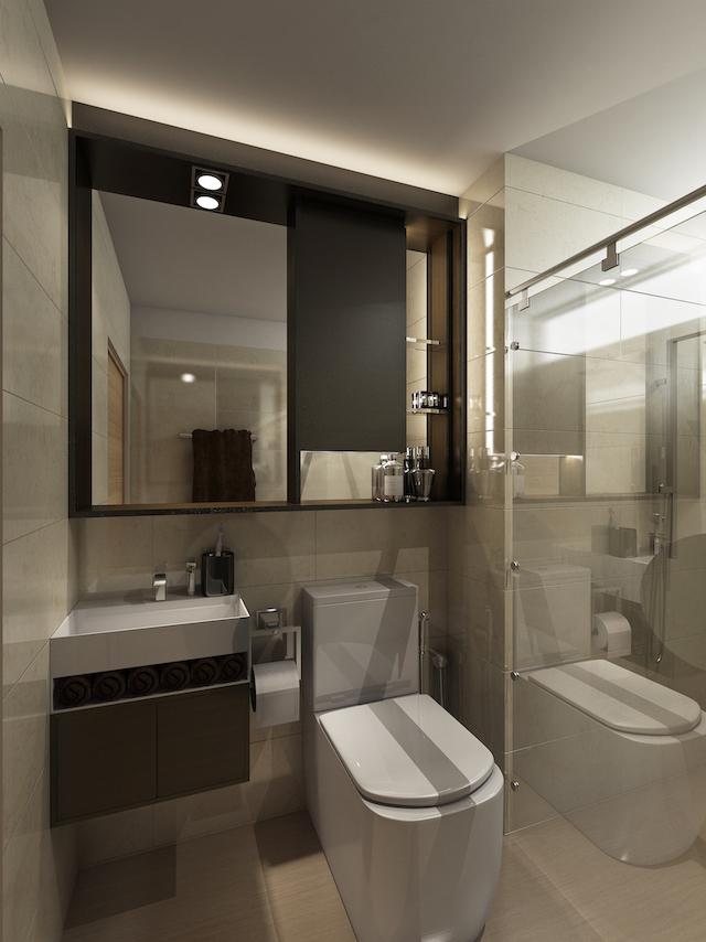 Singapore Condominium Bathroom Renovation Package ...